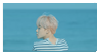 jimin bts aesthetic stamp by kiippz