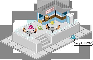 Internet Cafe Wallpaper