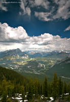 Rocky Mountains in Banff -2 by tamauz