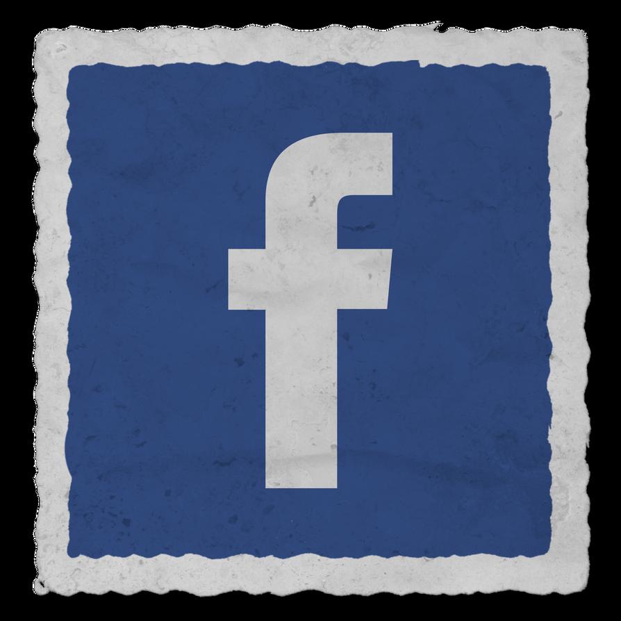 logo facebook vintage
