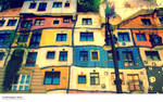 Hundertwasser-KrawinaHaus Wien