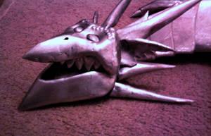 Dragon sculpture3
