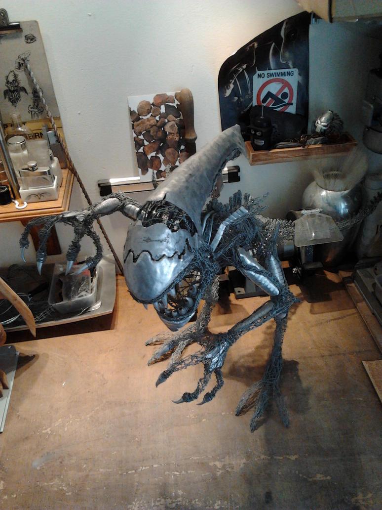 Alien update 1 by braindeadmystuff