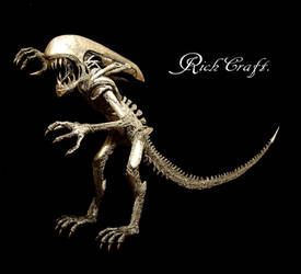 Alien update new wip