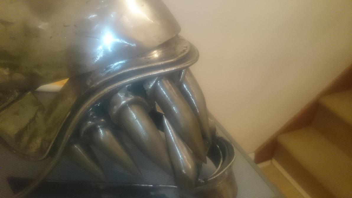 Alien sculpture mark 2.1 by braindeadmystuff