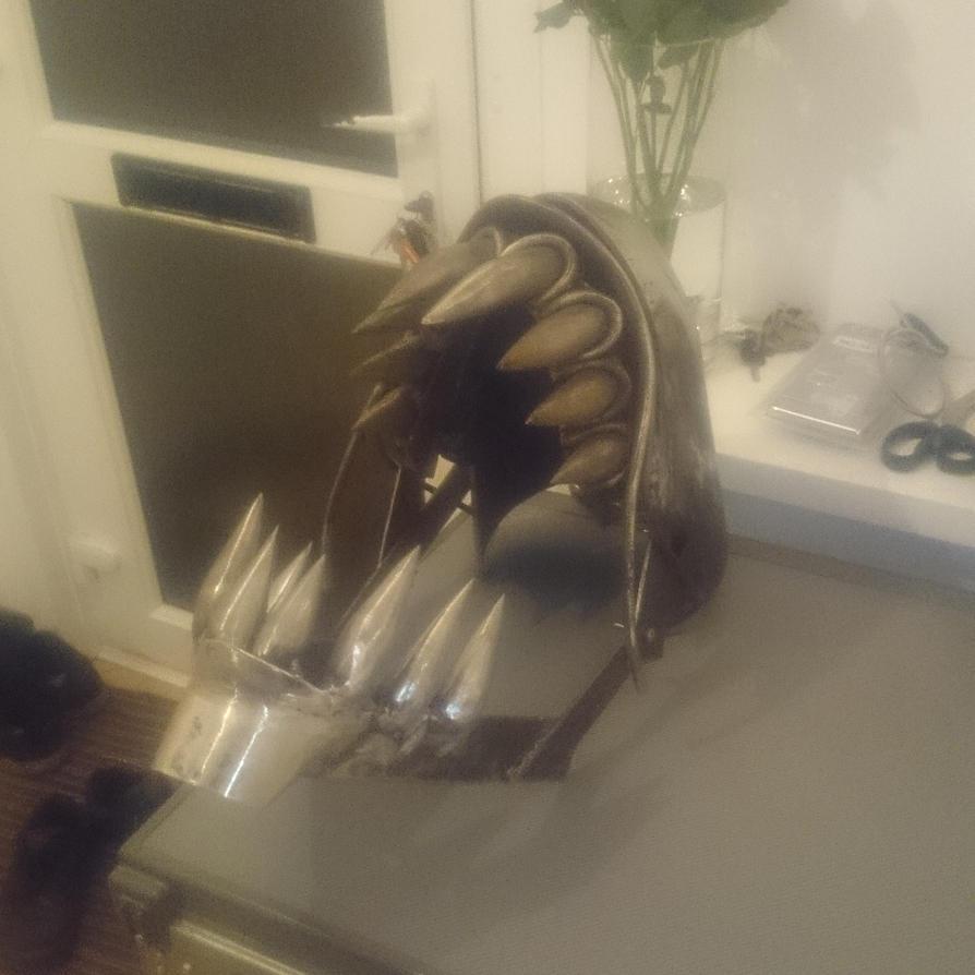 Alien sculpture mark 2.4 by braindeadmystuff
