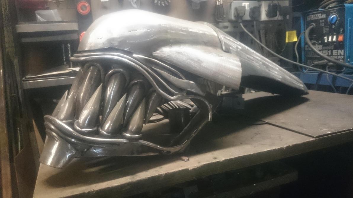 Alien mark 2 update 2015 by braindeadmystuff