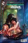 Wonderland Asylum #4 cover C