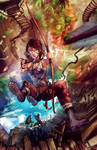 Lara Croft Reborn 01 color v2