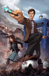 Eleventh Doctor Who