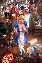 Alice In Court Remastered by cehnot