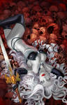 Lady death cover