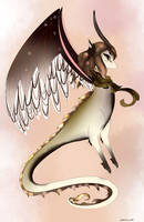 Me dragon by Akatsuune