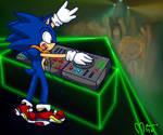 Sonic the DJ