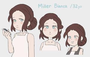 Miller Bianca by Miiukka