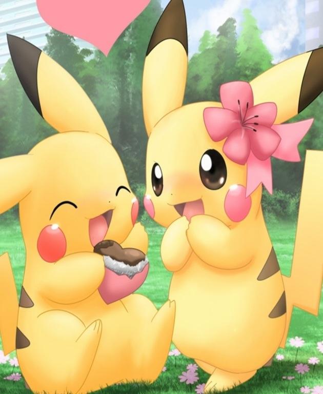 Pikachu Love Quotes Quotesgram