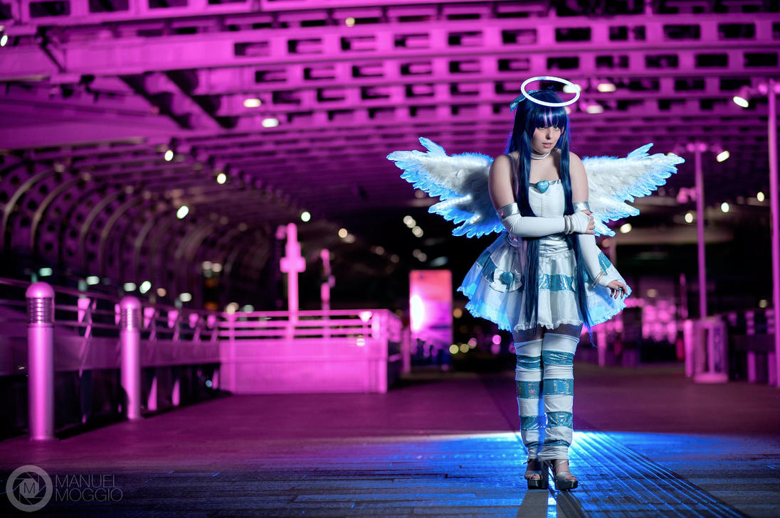 Stocking Angel by FeryLullaby
