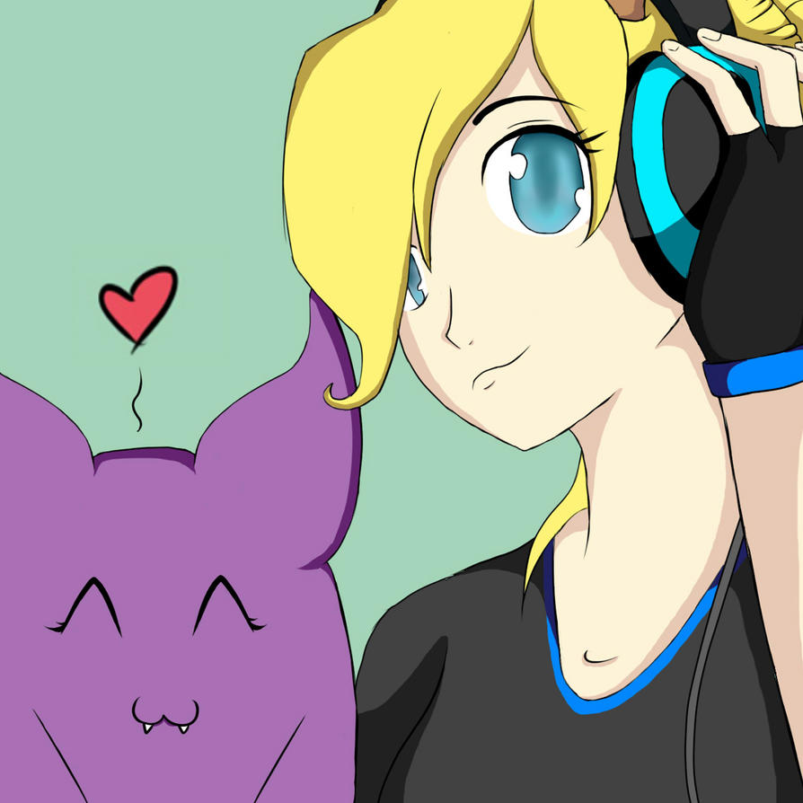 my twitch profile pic by cryptic2