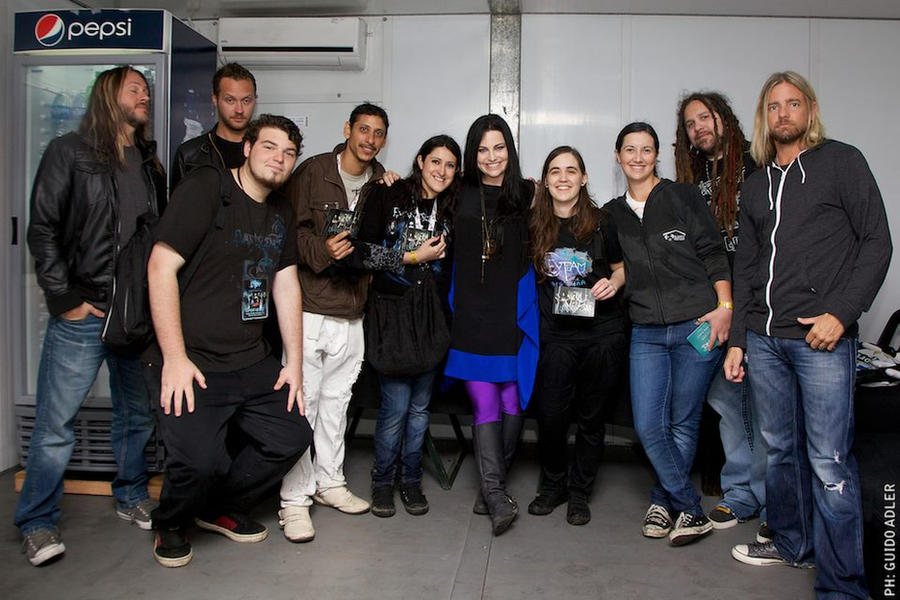 Meet and greet with evanescence by nati ev on deviantart meet and greet with evanescence by nati ev m4hsunfo