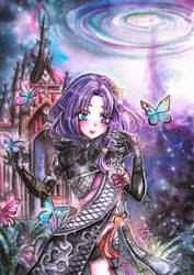 [CM] Watercolor art | Aion by Inntary