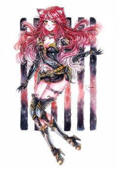 [CM] Watercolor art