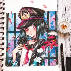Watercolor DTIYS - Sailti