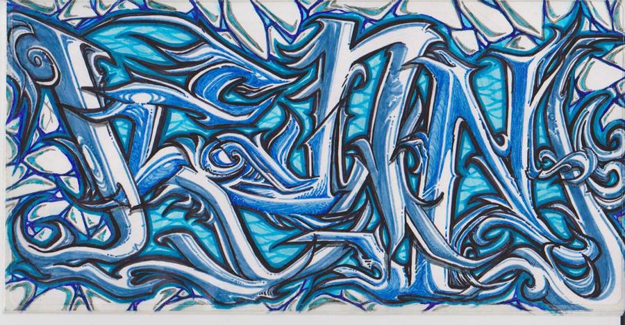 Agua Fria! by R1V3L