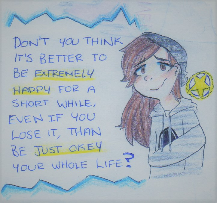 Don't you think? | Hazel'' by HazelFictionLife