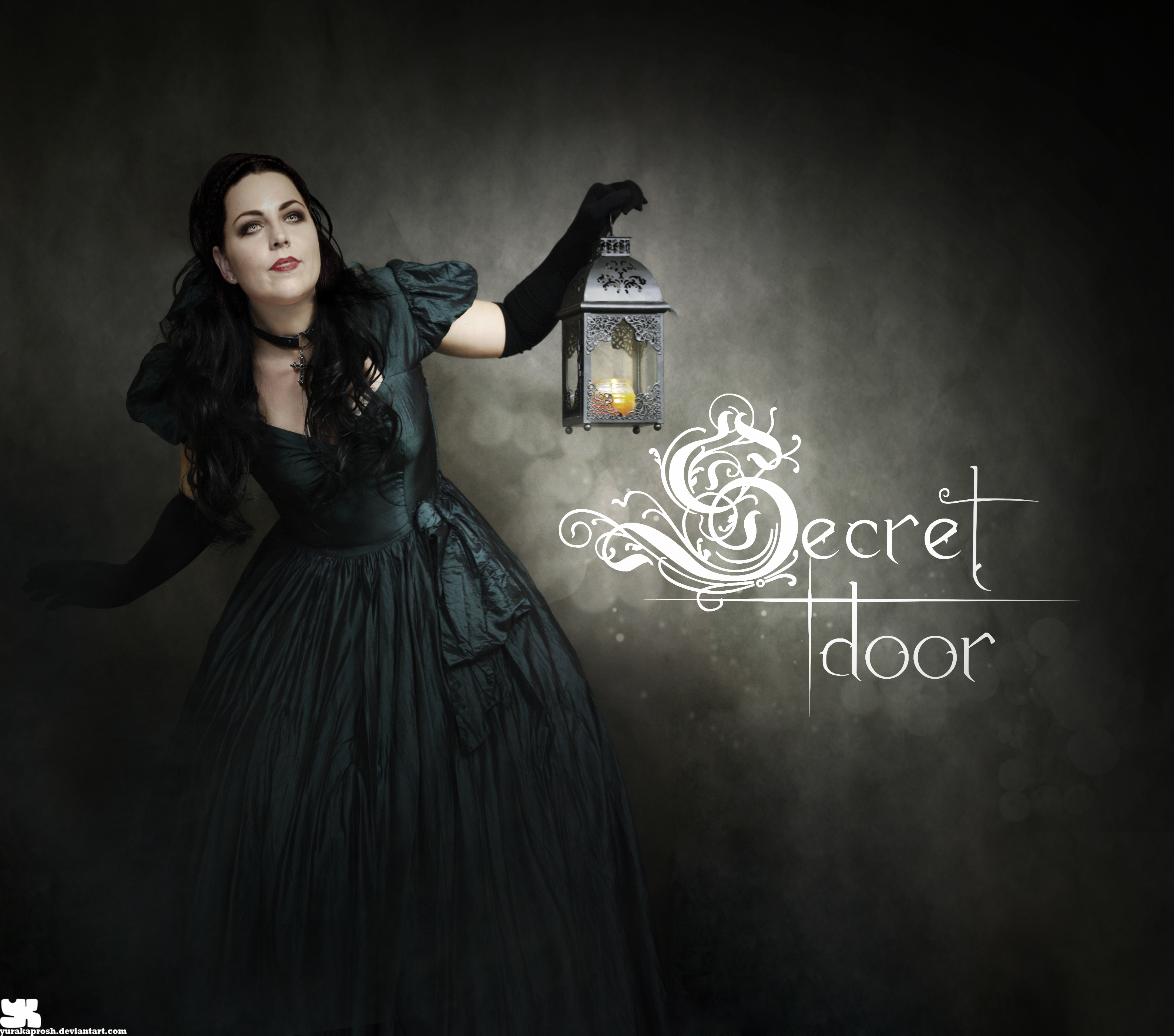 evanescence_secret door by YuraKaprosh