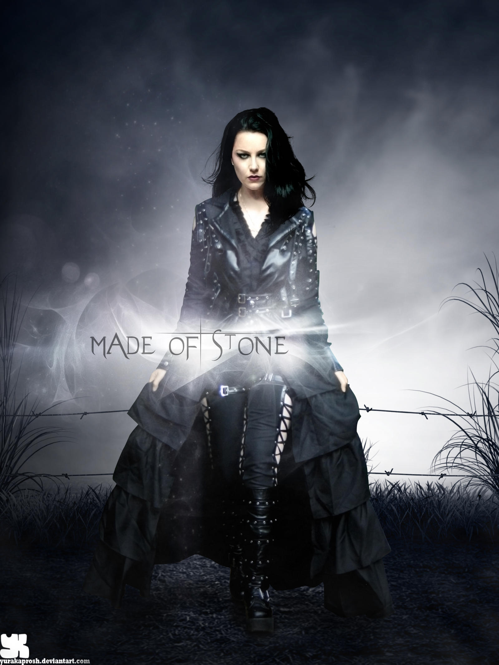 evanescence_Made of Stone by YuraKaprosh