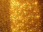 Gold shiny light