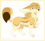 Undesignated Fennec Foxy