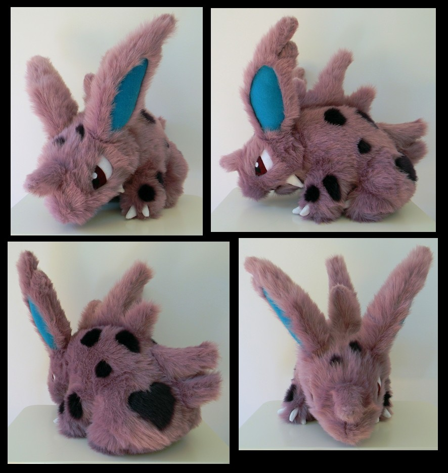 Nidorino V.1 by SarityCreations