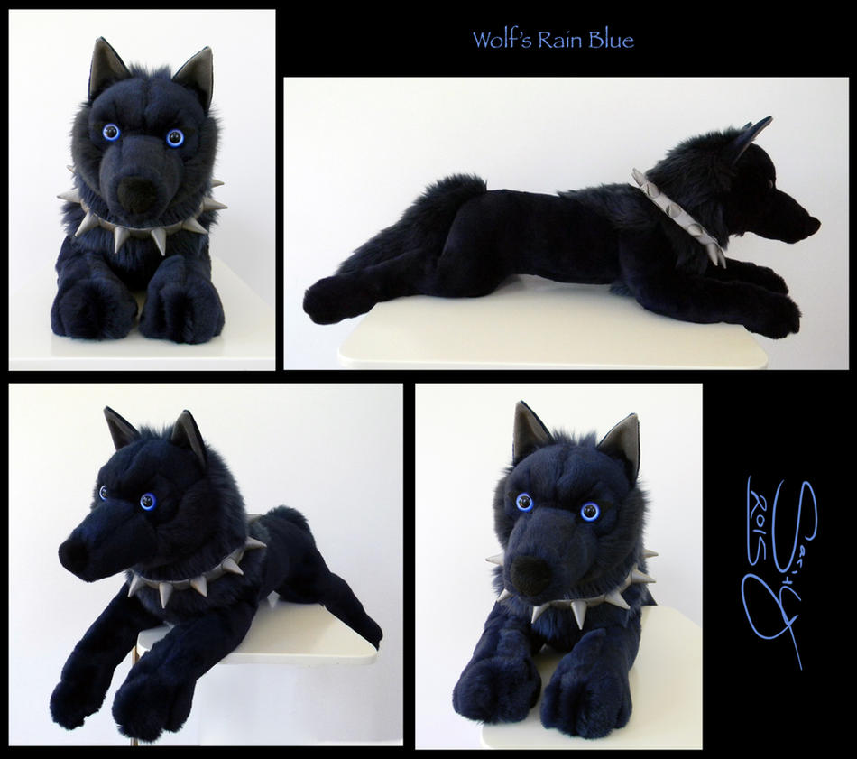 Wolf's Rain: Blue by SarityCreations