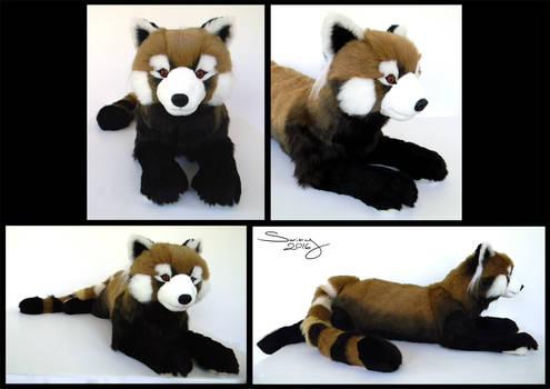 25 inch Red Panda