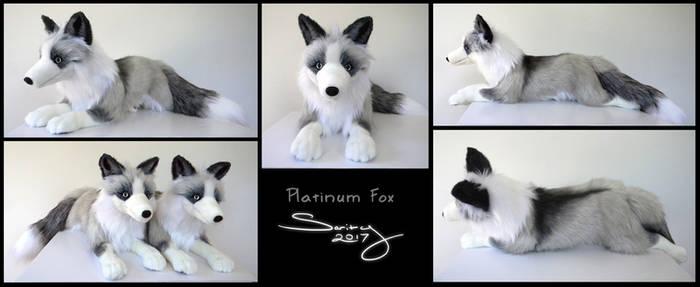 25 inch Platunim Fox