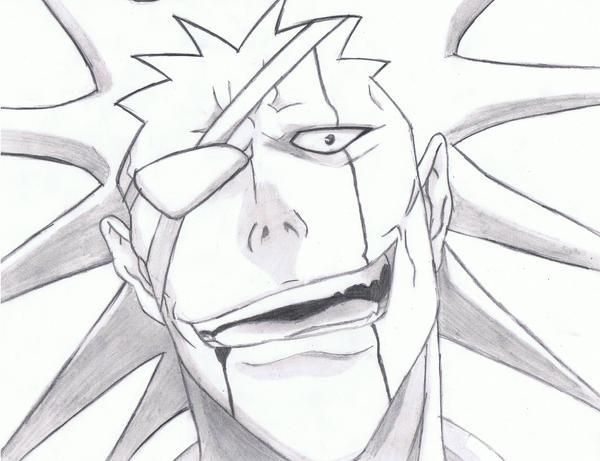 Kenpachi By Anime019se On DeviantArt