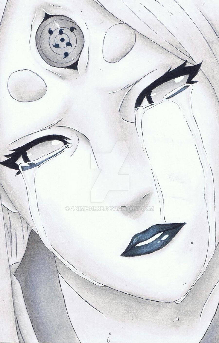 Kaguya Ootsutsuki By Anime019se On Deviantart
