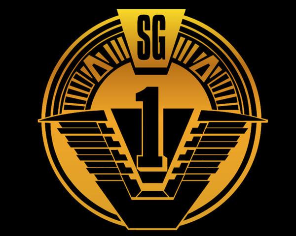 Stargate Sg1 Logo