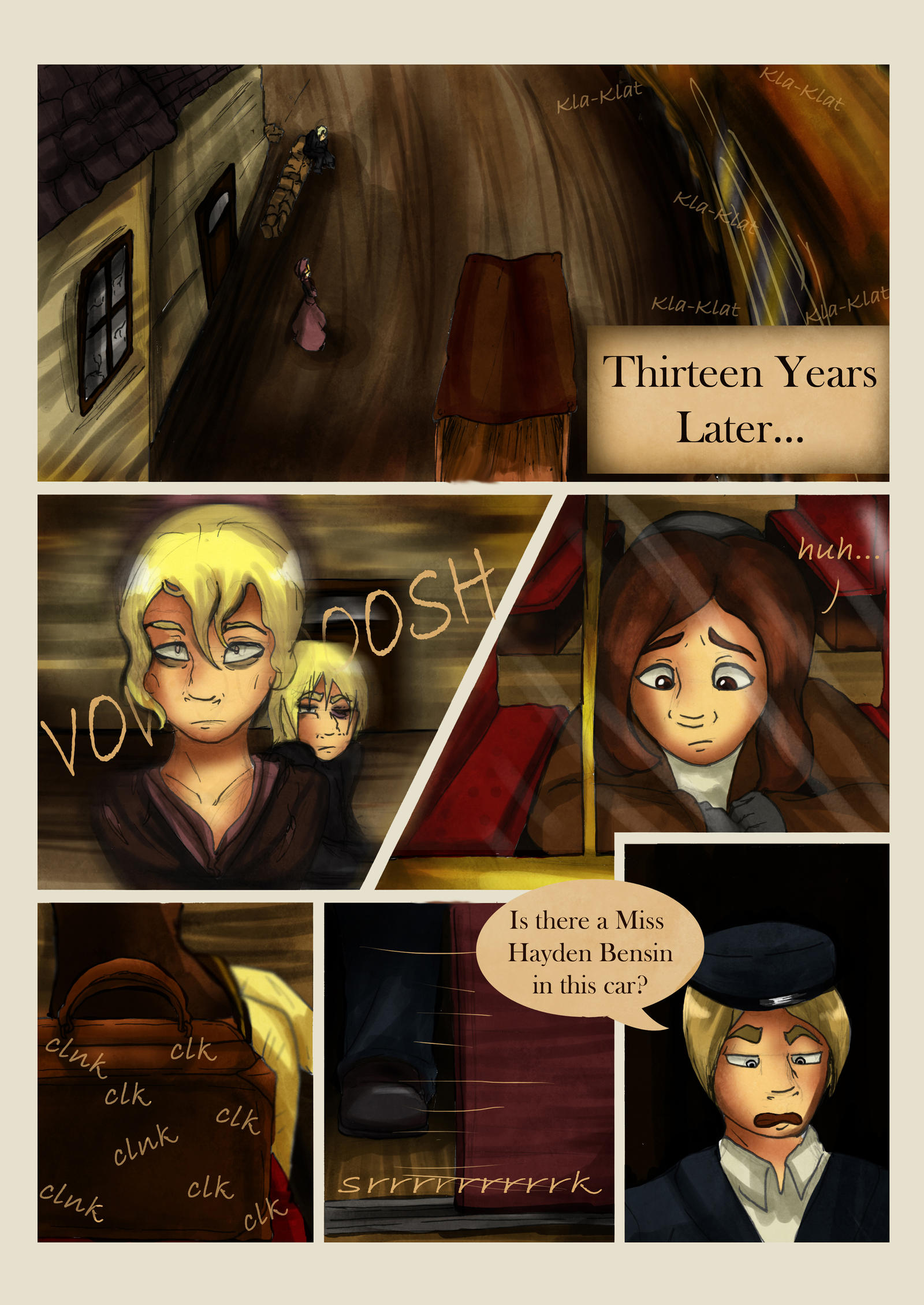 The Timepiece Doll: Page 3 by Tennessee11741
