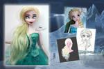 Freestyle ConceptArt Elsa|Before-After-Inspiration