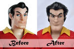 Les Bimbettes: Gaston | Before - After