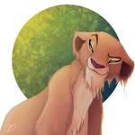 Disney Nala   Digital Art