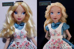 Disney Alice | Doll Repaint