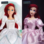 If Only   Disney Ariel Doll Repaint