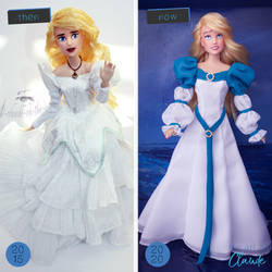 Break This Spell | Swan Princess Odette Repaint by the-art-of-claude
