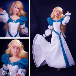 Hold You In My Heart |Swan Princess Odette Repaint by the-art-of-claude