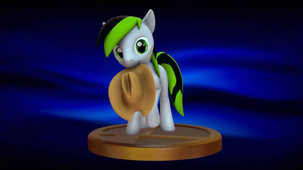 Happy Birthday Silux (Super Smash Bros. Trophy)