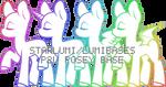 P2U Posey Pony Base by lumibases