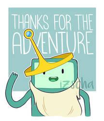 BMO (Adventure Time) by izschawastaken
